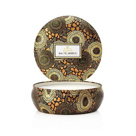 Vela Voluspa Japonica Collection Baltic Amber (Oriental/Amadeirada) 340g