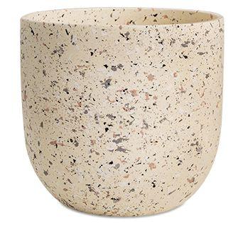Cachepot tipo Granilite em cerâmica G