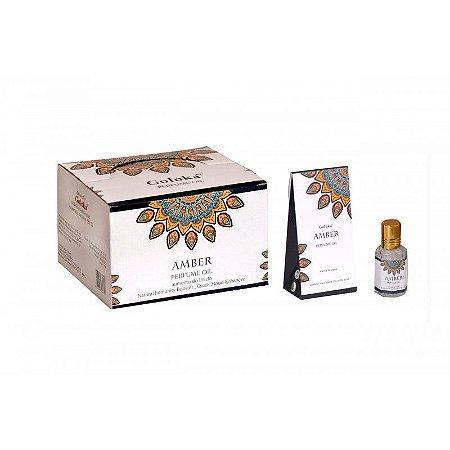 Oleo Aromatizador Essencial Indiano Amber - Goloka