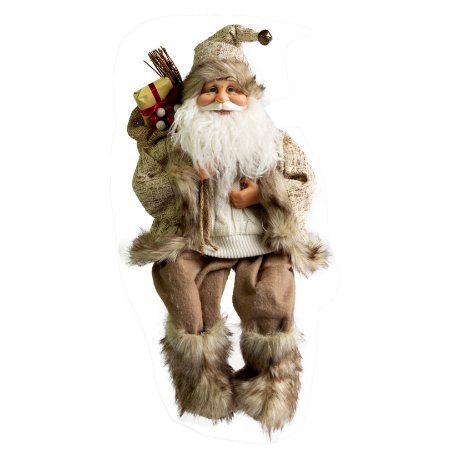 Papai Noel Sentado Santarem