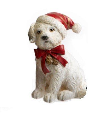 Adornos Pets Pretties cachorro Branco