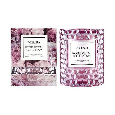 Vela Voluspa Roses Collection ROSE PETAL ICE CREAM - 240g