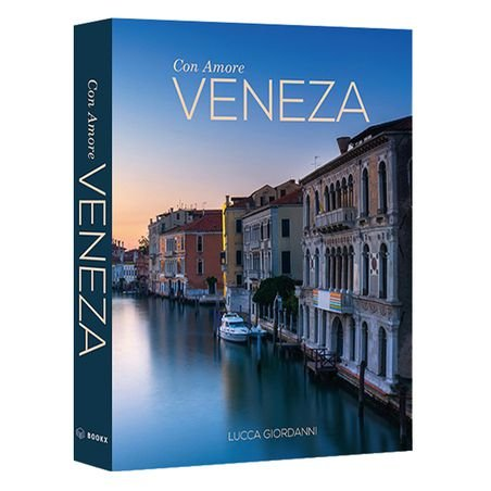 LIVRO CAIXA BOOK BOX VENEZA