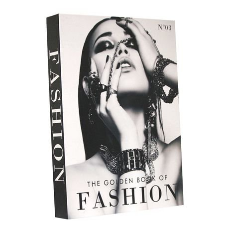 LIVRO CAIXA BOOK BOX THE GOLDEN BOOK OF FASHION VOL. 3