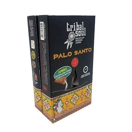 Incenso Cascata Tribal Soul Palo Santo (Longa Duração)