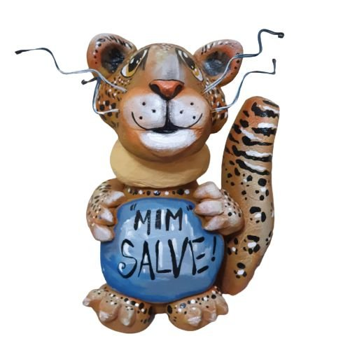 Tigre Decor Mim Salve Cimento Bento