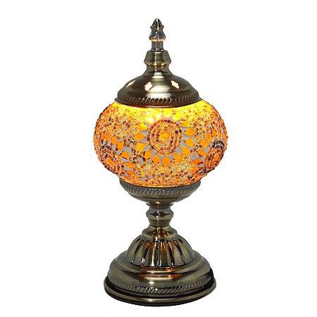 Luminária Abajur Turco 110v/220v
