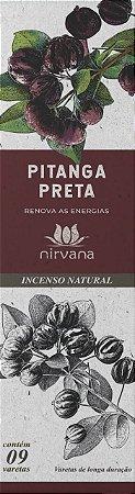 Incenso Nirvana Pitanga Preta - Renova as Energias