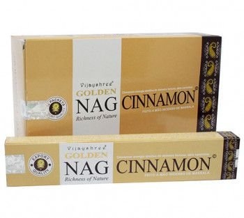 Incenso Massala Golden - Nag Cinnamon