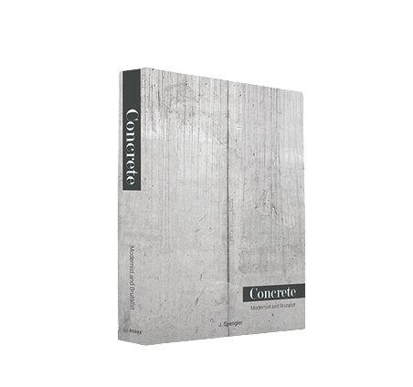 CAIXA LIVRO BOOK BOX CONCRETE MODERNIST