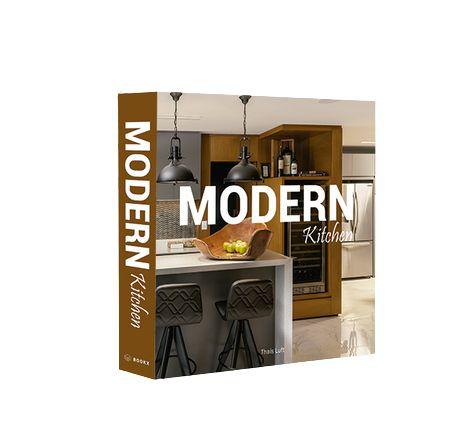 CAIXA LIVRO BOOK BOX MODERN KITCHEN