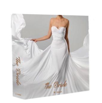 CAIXA LIVRO BOOK BOX THE BRIDE