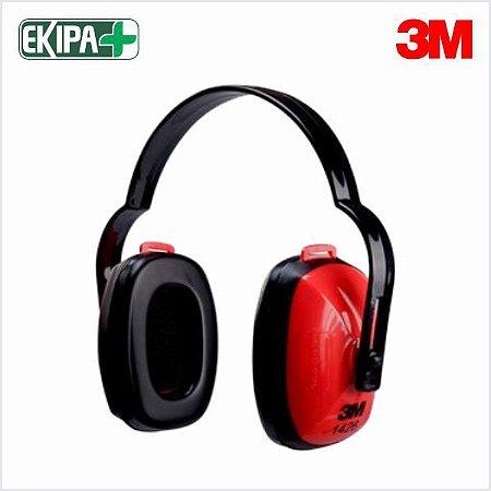 Protetor Auditivo Abafador de Ruídos Tipo Concha 3M Modelo 1426 19dB CA 29176