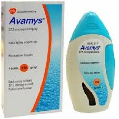 Avamys 27,5mcg 120 Doses Spray