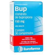 BUPROPIONA 150mg com 30 comprimidos