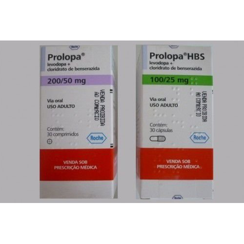 Prolopa 250mg Com 30 Comprimidos