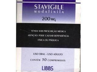 Stavigile 200 mg com 30 Comprimidos