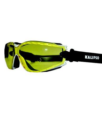 Óculos de Proteção Amarelo