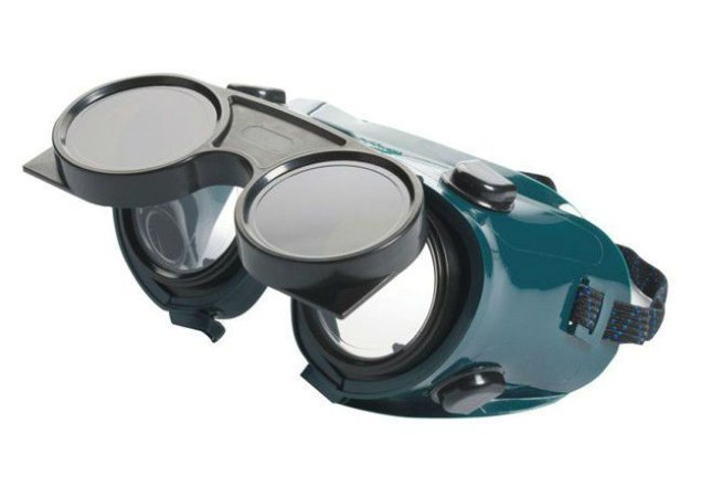 Óculos de Solda Lente Dupla