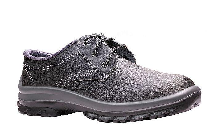 Sapato de Amarrar S/ Bico de Aço