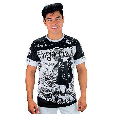 Camisa Oficial Black - Normal - Caprichoso 2019