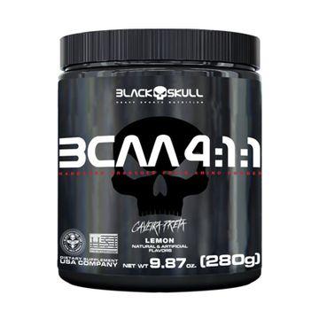 BCAA 4:1:1 - 280G - BLACK SKULL
