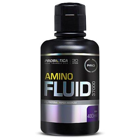 Amino Fluid 37000 - 480 ML - PROBIÓTICA