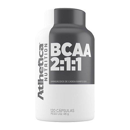 BCAA PRO SERIES - 120 CAPS - ATLHETICA