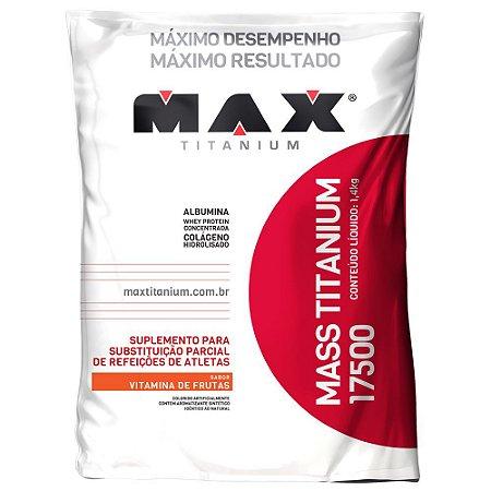 MASS TITANIUM 17500 - 1400G - MAX