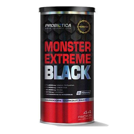 Monster Extreme Black (44 packs) - 44 PACKS - PROBIÓTICA