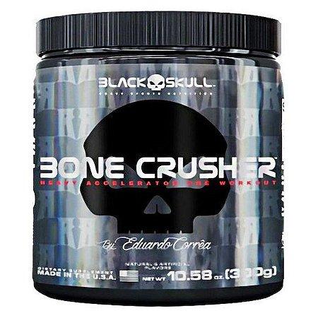 BONE CRUSHER ( PRE TREINO ) - 300G - BLACK SKULL