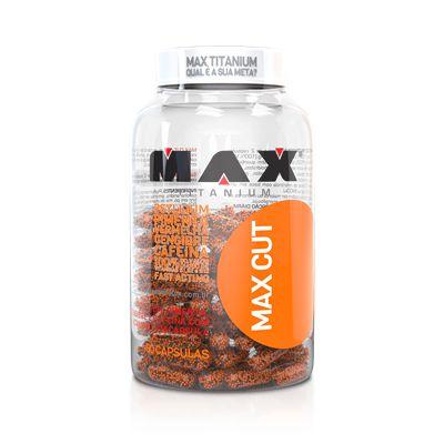 MAX CUT - 60 CAPSULAS - MAX TITANIUM