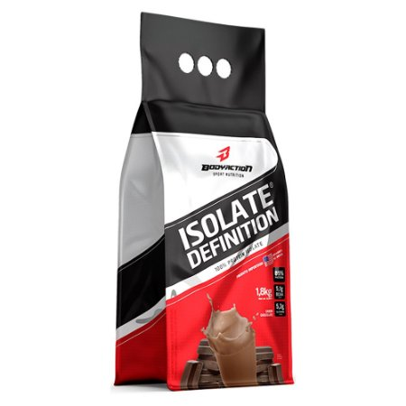 ISOLATE DEFINITION REFIL - 1,8KG - BODY ACTION