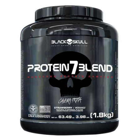 PROTEIN 7 BLEND - 1,8KG - BLACK SKULL