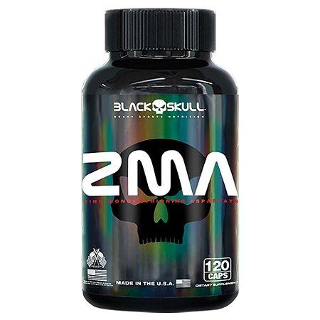 ZMA - 120 CAPS - BLACK SKULL