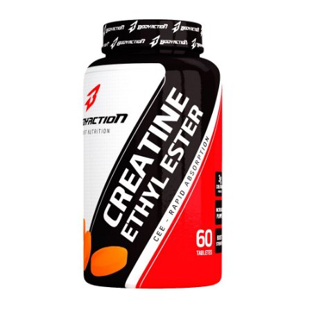CREATINE ETHTL ESTER - 60 TABLETES - BODY ACTION
