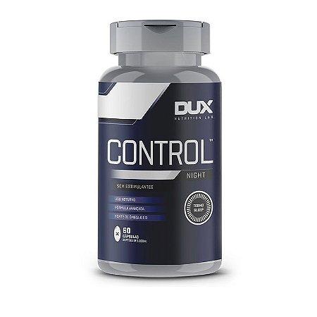 CONTROL NIGHT - 60 CÁPSULAS - DUX NUTRITION LAB