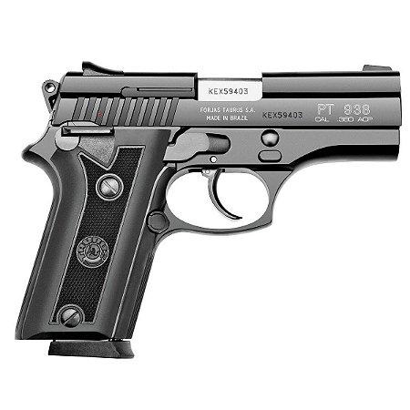 Arma de fogo modelo PT 938 Oxidada - 380 / Taurus