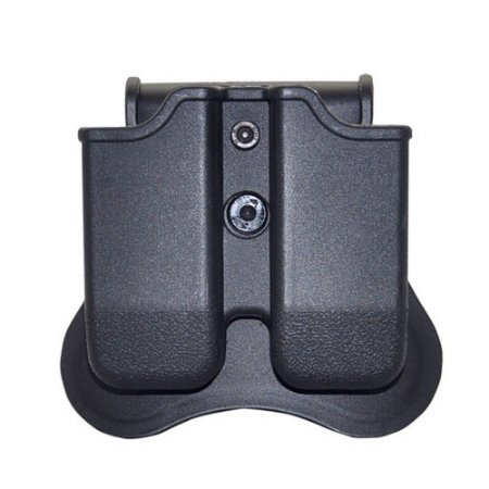 Porta Carregador Duplo Ambidestro Cytac Pistola Taurus Beretta