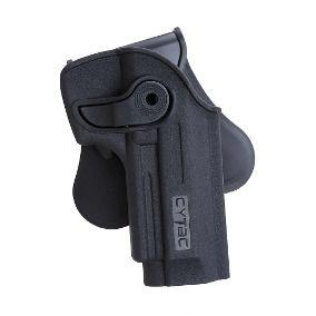Coldre Destro Cytac CY-T92 Pistola Taurus PT82 e Beretta 92