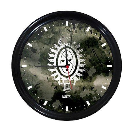 Relógio de Parede Exército Brasileiro