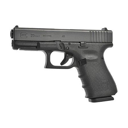 Arma de Fogo Pistola Glock G23 Gen 4 Calibre .40