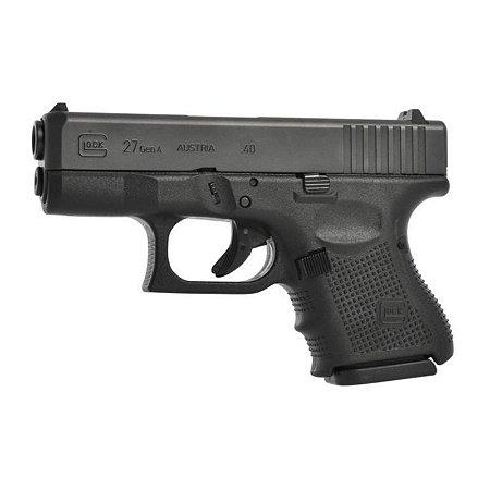 Arma de Fogo Pistola Glock G27 Gen 4 Calibre .40