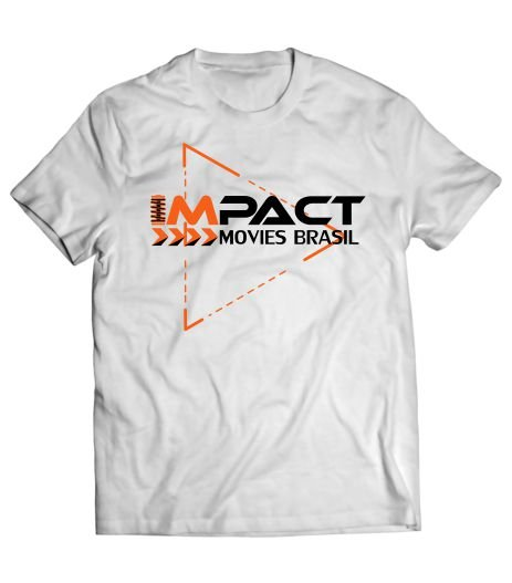 Camiseta Impact Movies Brasil - Play