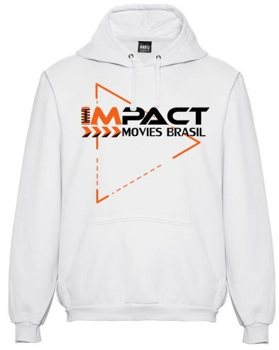 Moletom Impact Movies Brasil - Play