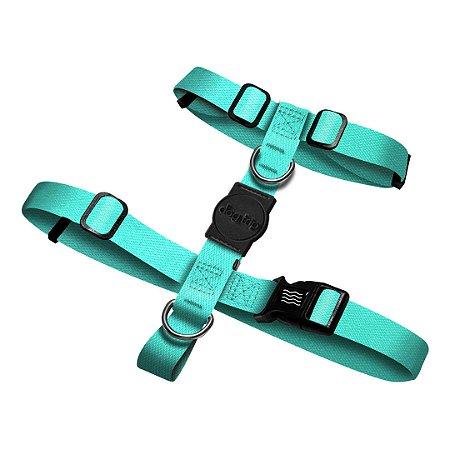 Peitoral H Classic Aquamarine
