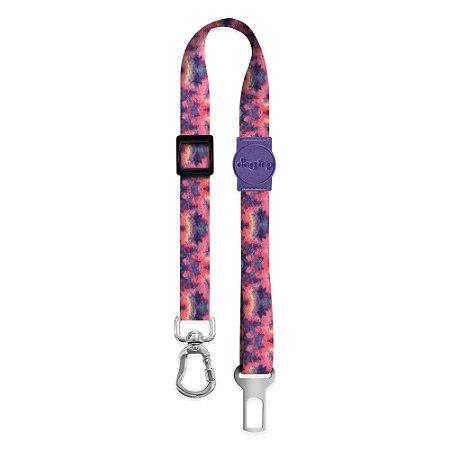 Cinto de Segurança Love Tie Dye