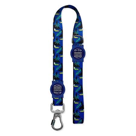 Guia Premium Curta Tucano Azul Borracha Azul