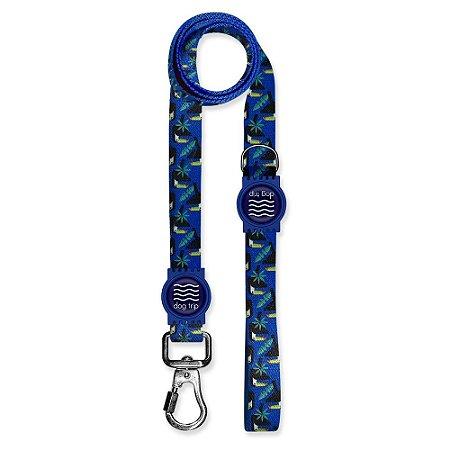 Guia Premium Tucano Azul Borracha Azul