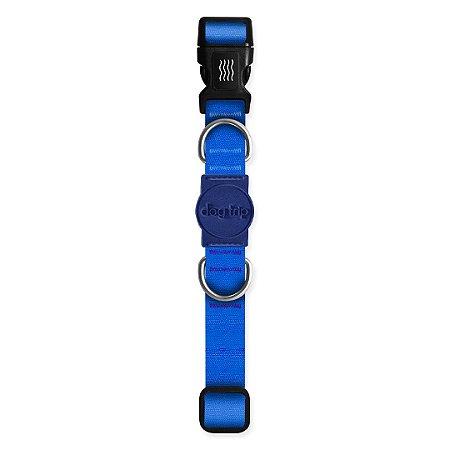 Coleira Premium Classic Blue